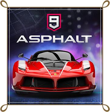 لعبة اسفلت 9 Asphalt 9: Legends