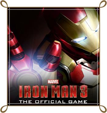 لعبة Iron Man 3