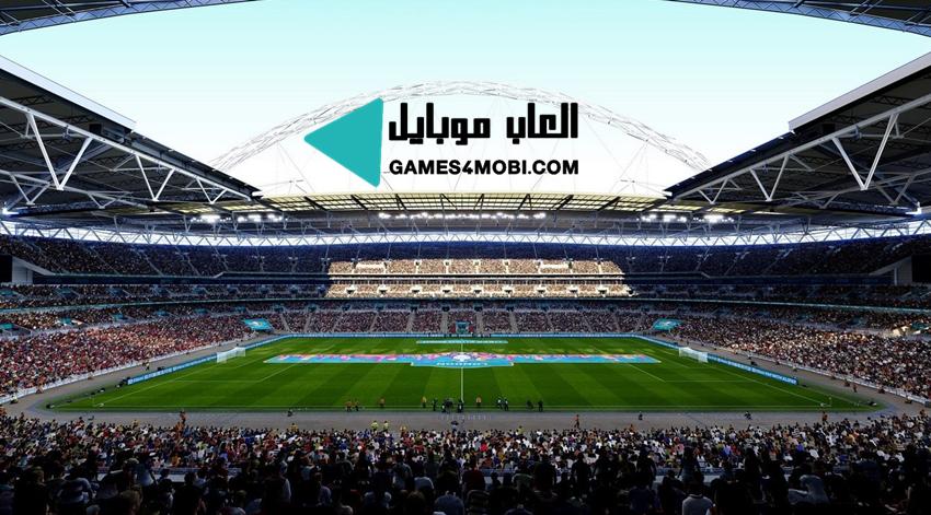 لعبة eFootball PES 2021