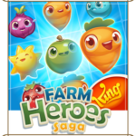 تحميل لعبة Farm Heroes Saga فارم هيروز ساجا