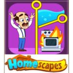 تحميل لعبة Homescapes هوم سكيبس مجانا